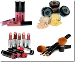 Maquillaje sin gluten Afterglow Cosméticos