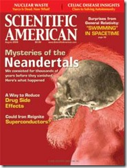 Scientific American Magazine, agosto de 2009