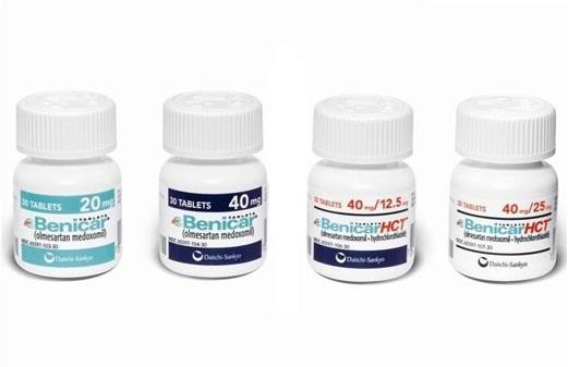 nombres de medicamentos para la hipertension arterial alta